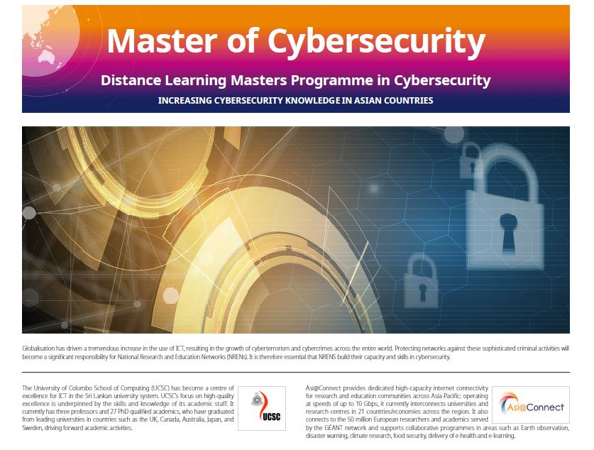 [Case Study] Master of Cybersecurity (2019.02) 썸네일